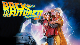 Is Back To The Future Part Ii 1989 On Netflix Mexico