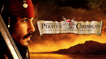 Is Pirates Of The Caribbean The Curse Of The Black Pearl 2003 On Netflix Mexico
