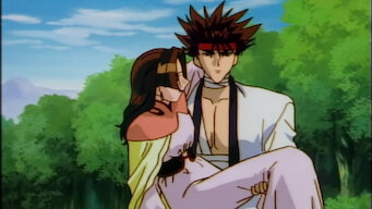Episode 8: Sanosuke's Tears