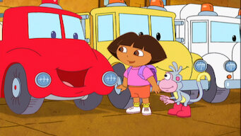 Dora the Explorer: Season 2: Rojo, the Firetruck