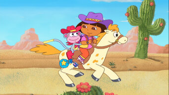 Dora the Explorer: Season 2: Pinto, the Pony Express