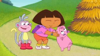Dora the Explorer: Season 1: Three L'il Piggies