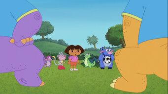 Dora the Explorer: Season 2: The Golden Explorers