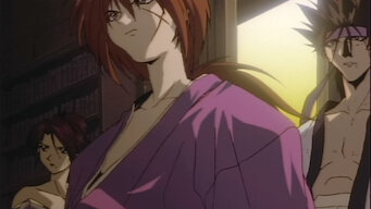 Rurouni Kenshin: Part 2: The Promised Time Has Come: Aoshi and Kenshin Fight Again